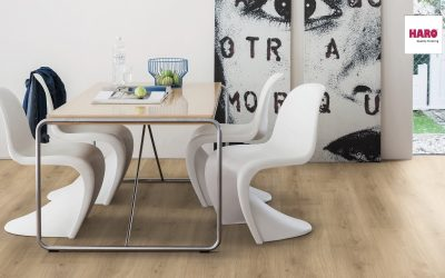 Laminate Flooring Top Layer