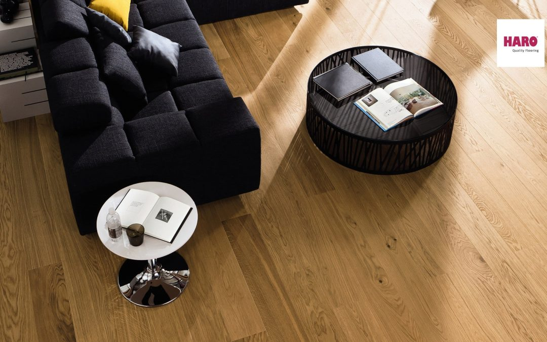 3 Stylish Ways to Complement Hardwood Flooring