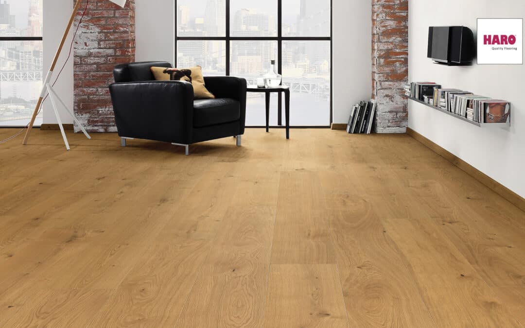 The New Revolutionary Parquet Surface From HARO
