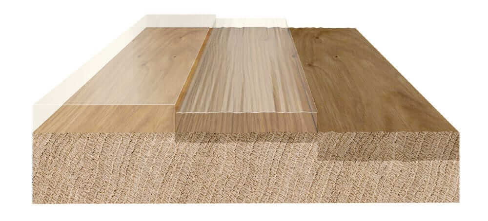 Engineered Timber Flooring Surface Finishes