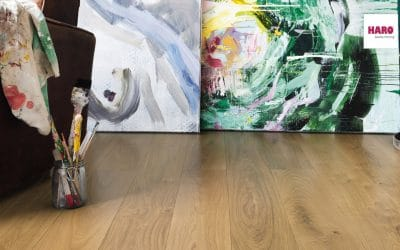 HARO Laminate Flooring: Simply better