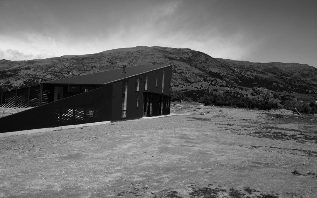 Wanaka Wedge House