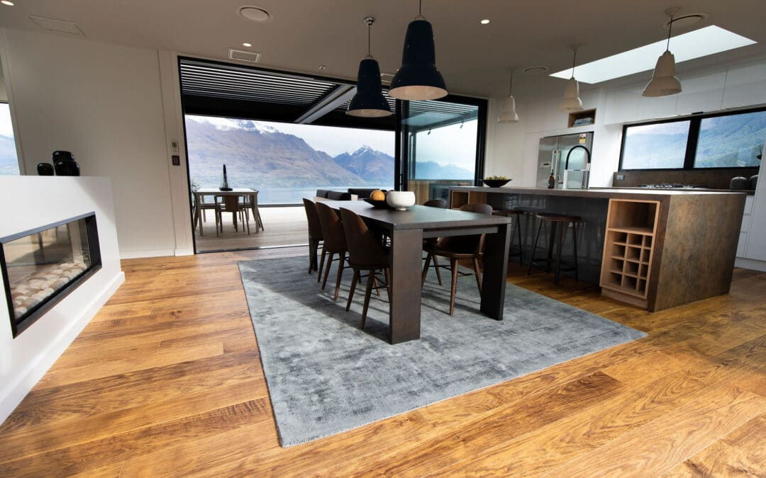 Queenstown Hill Residence